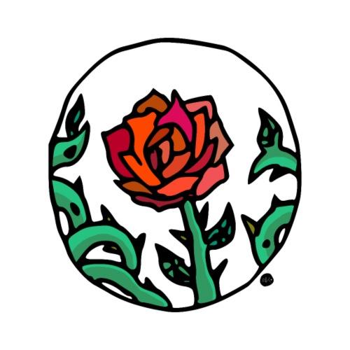 Rose Cameo