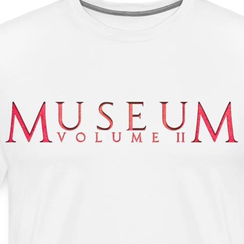 Museum Volume II - Men's Premium T-Shirt