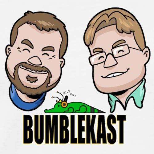 Ian & Kyle - The BumbleKasters - Men's Premium T-Shirt