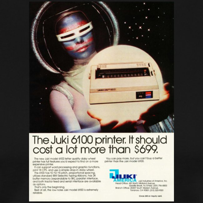 tr computer early80s juki