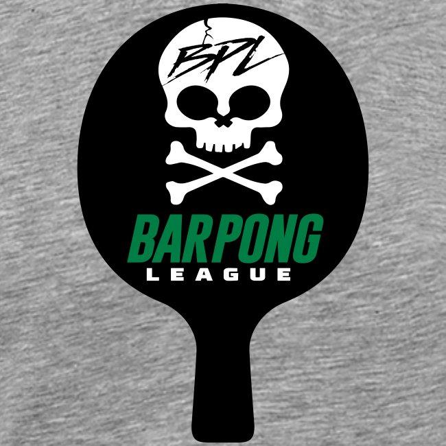 Bar Pong Paddle Logo