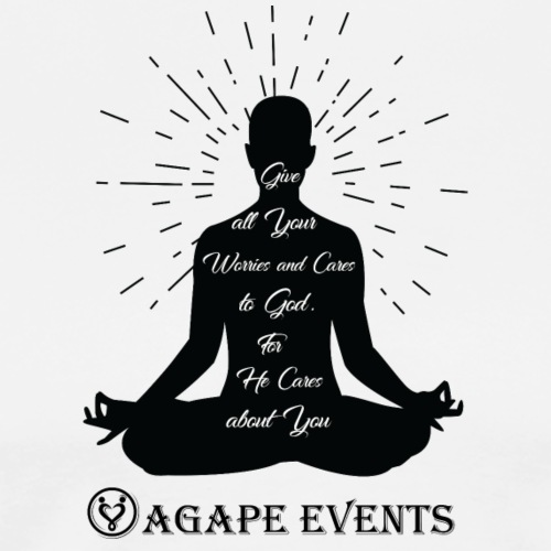 Inspirational yoga - Men's Premium T-Shirt