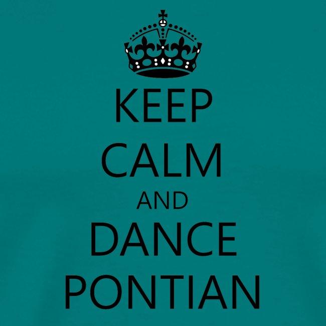 Keep Calm And Dance Pontian