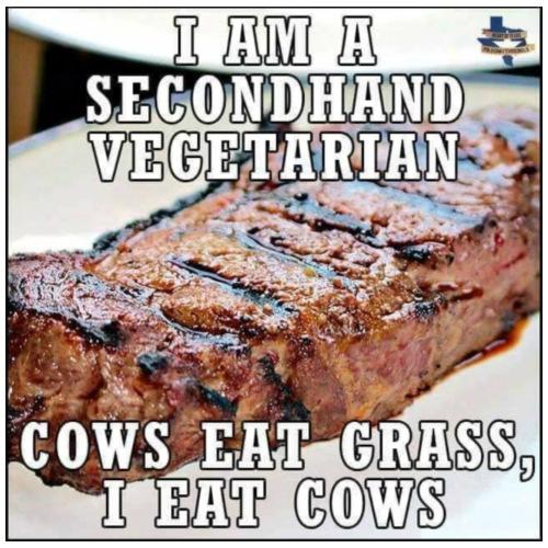 Second hand vegetarian - Men's Premium T-Shirt
