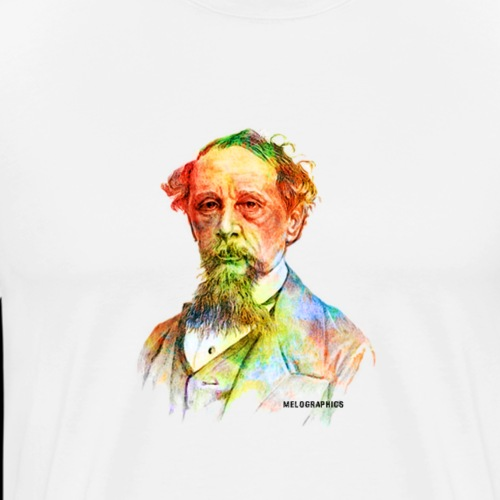 What the Dickens? | Book Lovers - Men's Premium T-Shirt
