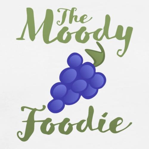 The Moody Foodie - Men's Premium T-Shirt