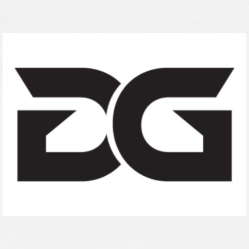 dg logo - Men's Premium T-Shirt