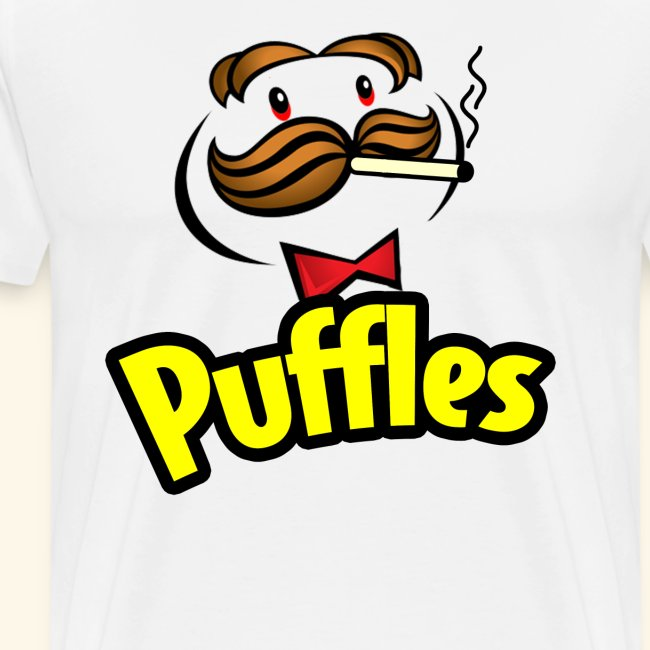 Puffles - Smoking Man