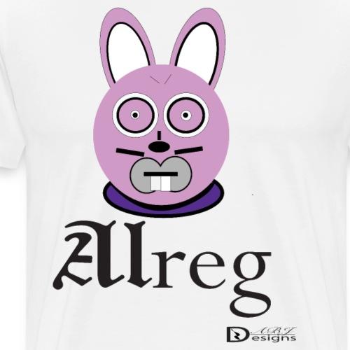 Alreg Adventure Rabbit - Men's Premium T-Shirt