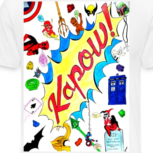 KAPOW - Men's Premium T-Shirt