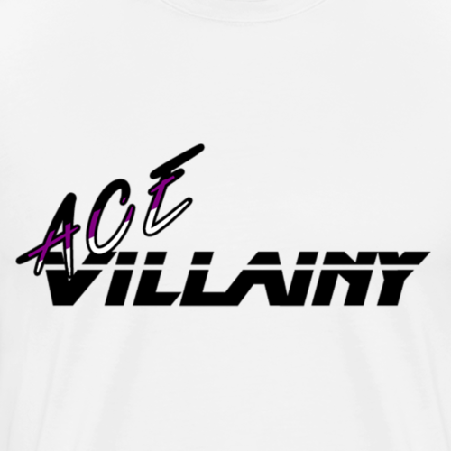 Ace Villainy - Men's Premium T-Shirt