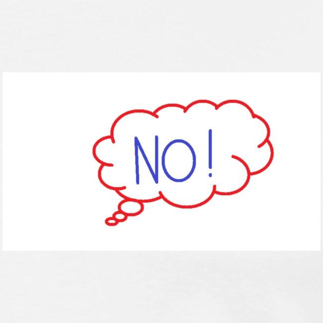 NO! - Grace Sakyi