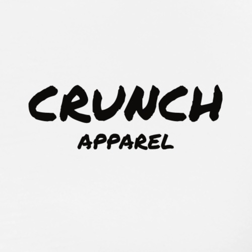 Men's Crunch White - Men's Premium T-Shirt