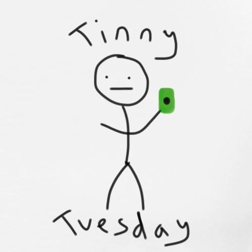 Tinny Tuesday - Men's Premium T-Shirt
