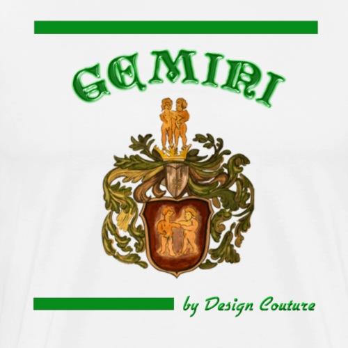GEMINI GREEN - Men's Premium T-Shirt
