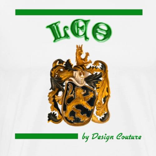 LEO GREEN - Men's Premium T-Shirt