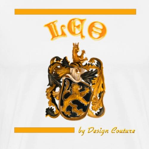 LEO ORANGE - Men's Premium T-Shirt