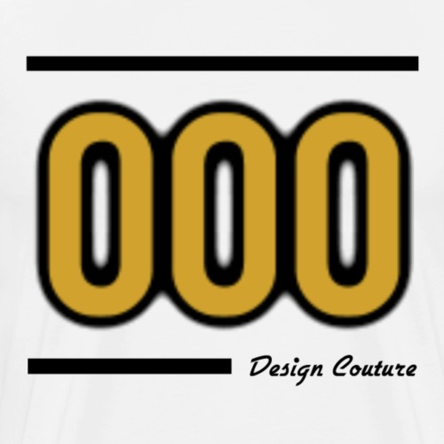 000 GOLD - Men's Premium T-Shirt