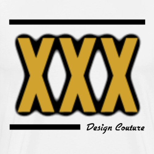 XXX GOLD - Men's Premium T-Shirt
