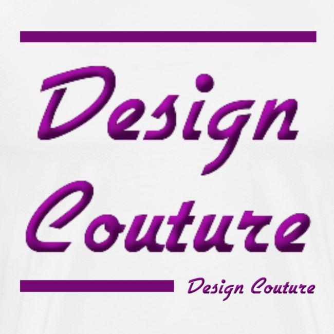 DESIGN COUTURE PURPLE