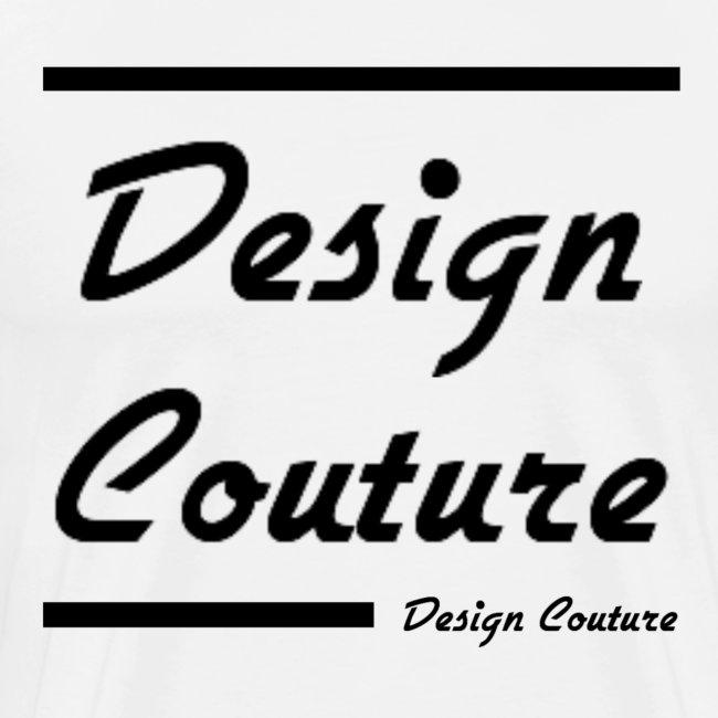 DESIGN COUTURE BLACK