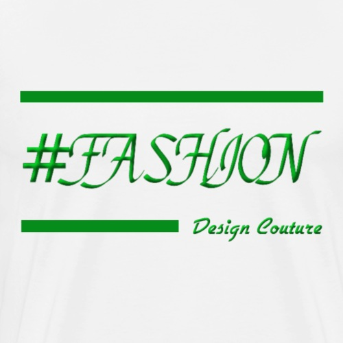 FASHION GREEN - Men's Premium T-Shirt