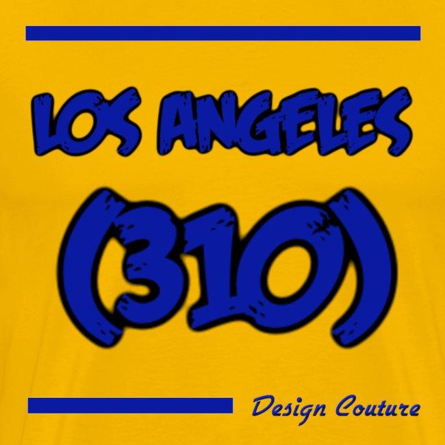 LOS ANGELES 310 BLUE