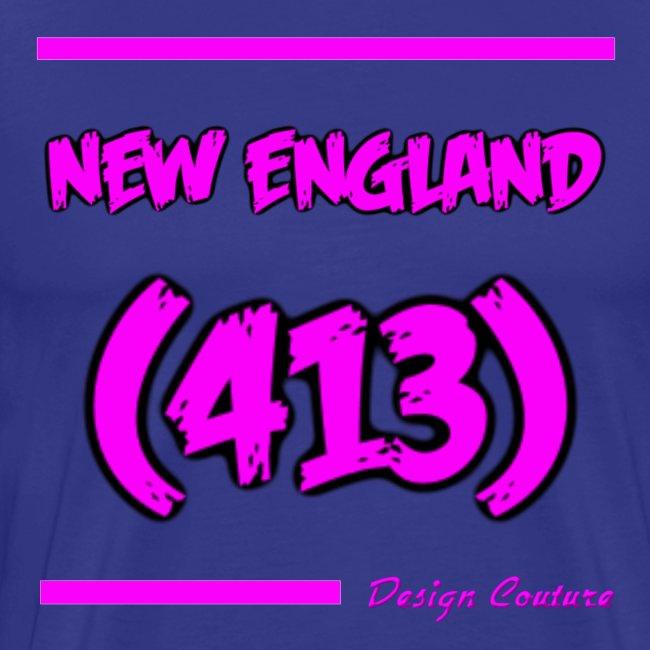 NEW ENGLAND 413 PINK