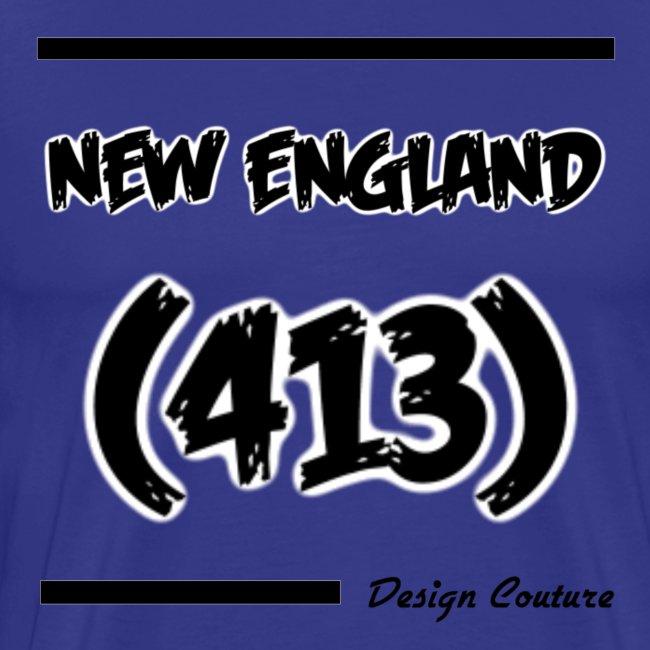 NEW ENGLAND 413 BLACK