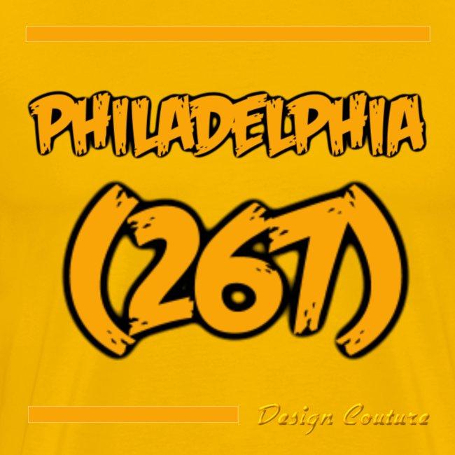 PHILADELPHIA 267 ORANGE