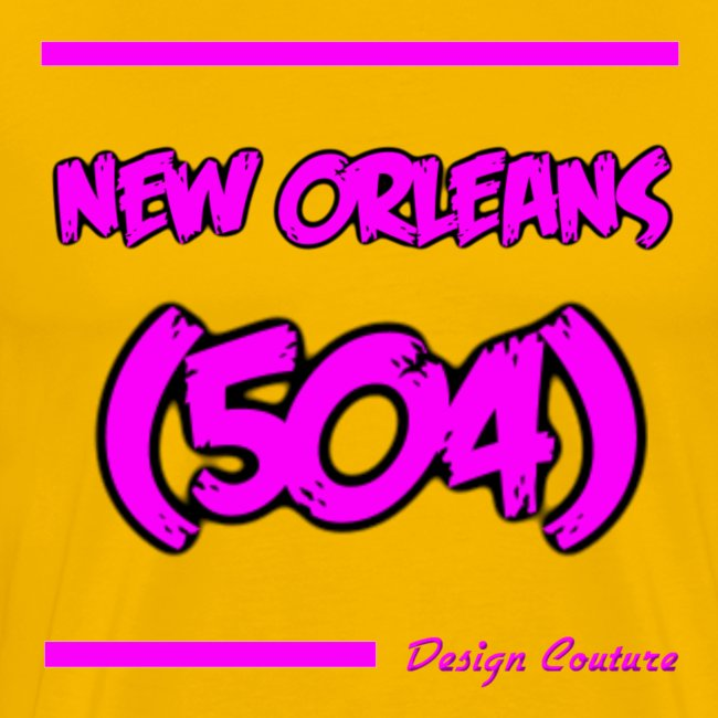 NEW ORLEANS 504 PINK
