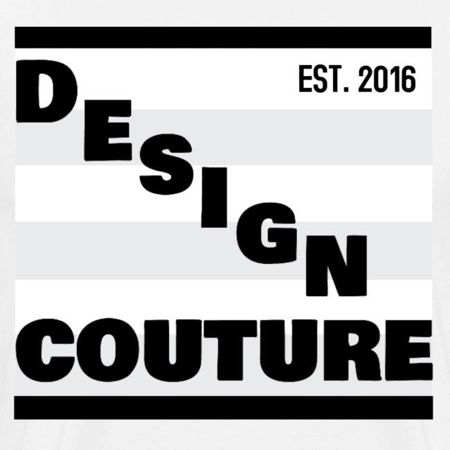 DESIGN COUTURE EST 2016 BLACK