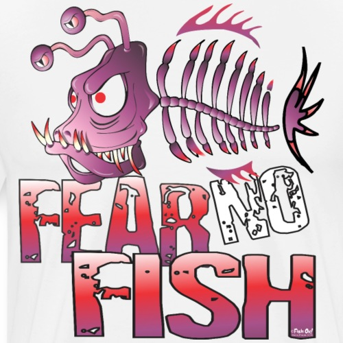 Fear No Fish - Men's Premium T-Shirt