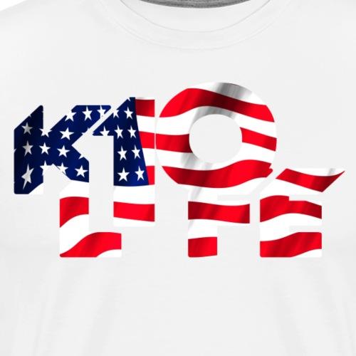 AmeriK10Life - Men's Premium T-Shirt