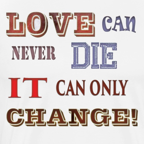 LOVE CAN - Men's Premium T-Shirt