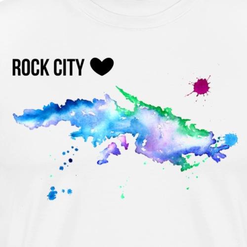 Rock City - Men's Premium T-Shirt