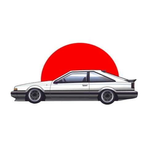 Nissan S12 JDM - Men's Premium T-Shirt