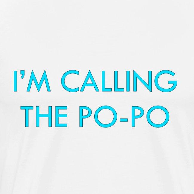 I'M CALLING THE PO-PO | ABBEY HOBBO INSPIRED