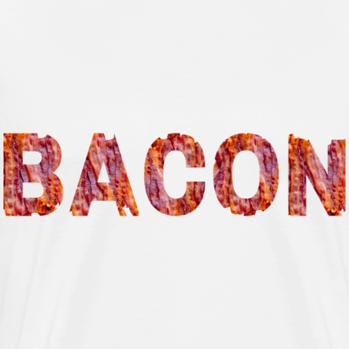 BACON! - Men's Premium T-Shirt