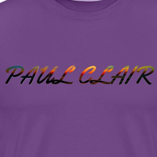 Paul Clair Rainbow Adult Clothing