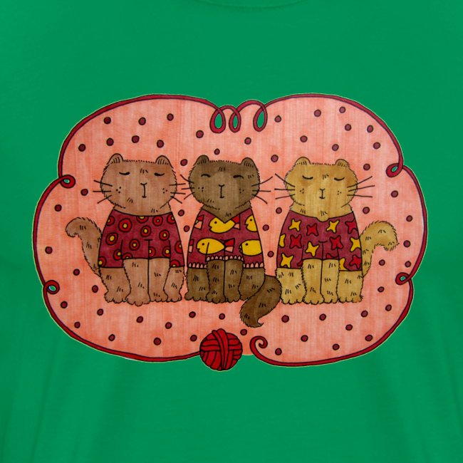 Sweater Cats Brittany P