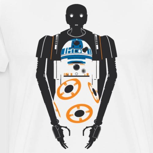 StarWars Rogue One FanArt - Men's Premium T-Shirt