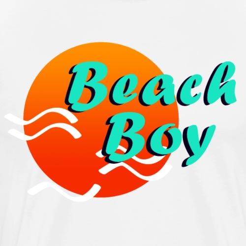 Beach Boy Beach Boy BEACHBOY - Men's Premium T-Shirt