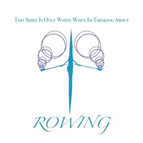Rowing - Men's Premium T-Shirt