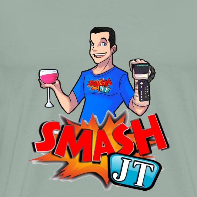 Smash JT Logo - Chris Darker Art