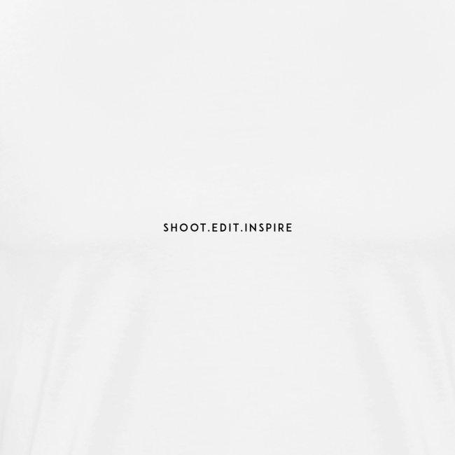 Shoot. Edit. Inspire