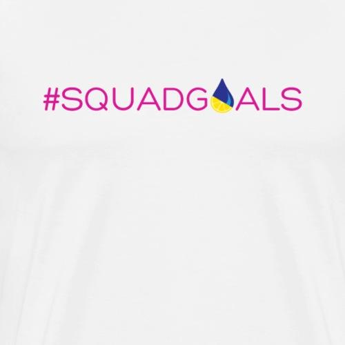 LDSquadGoalsSpreadShirt - Men's Premium T-Shirt