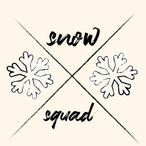 Snow Squad Simple - Men's Premium T-Shirt