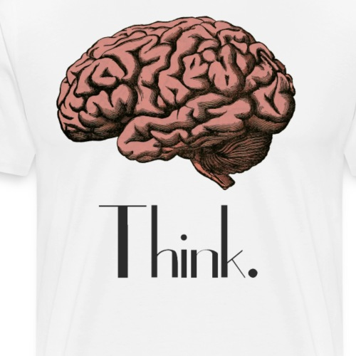 Think 1 - Men's Premium T-Shirt