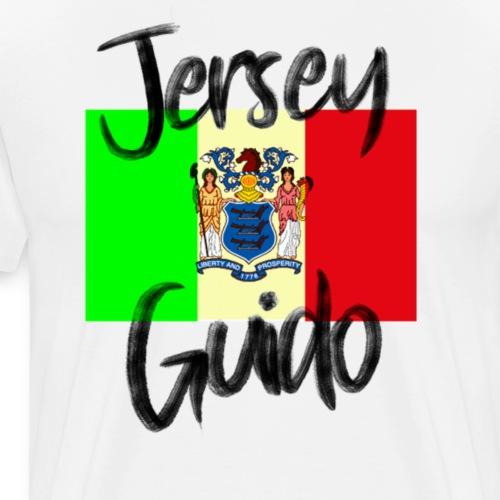 Jersey GuidoProud Italalian Team Italian USAFamily - Men's Premium T-Shirt